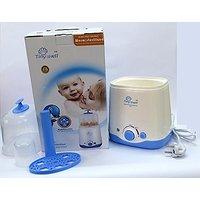 Cuddles Electric Steam Sterilizer - 2 Bottles