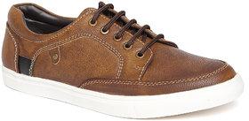 San Frissco Men Textured Casual Shoes-ED8