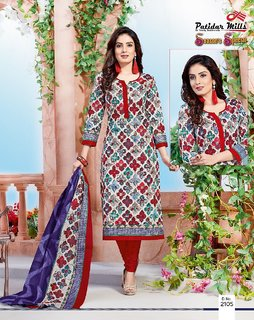 Lifestyle Traditional Collection Cotton Suit (Unstitched)