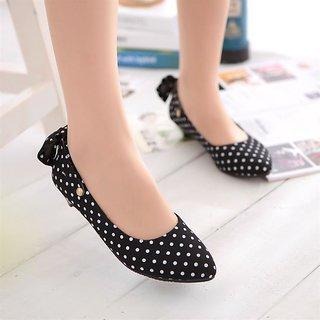 Pkkart Black Belly Shoes