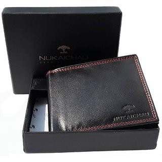 Nukaichau Leather wallet
