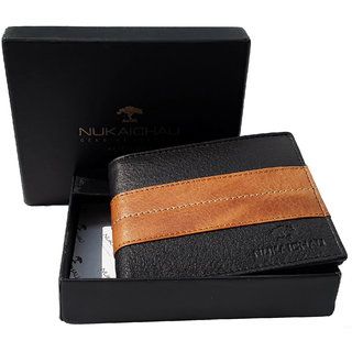 Nukaichau Leather wallet