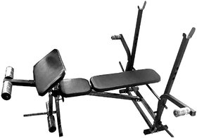 Paramount 7 IN 1 Bench For Muscle Building Workout And