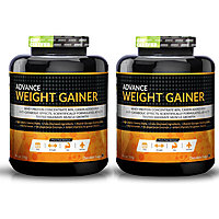 Advance Nutratech Weight Gainer Chocolate 12 Lbs. Choco