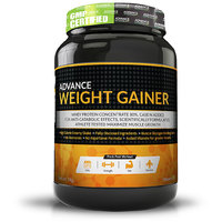 Advance Weight Gainer 1Kg (2.2LBS) Banana Sugar Free