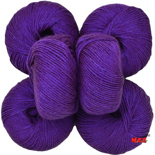 M.G Baby Soft.Falsa Pack of 16 Balls, hand knitting  Acrylic yarn wool balls thread for Art & craft, Crochet and needle