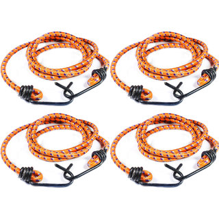 Elastic rope for hanging clothes- Multipurpose(Set of 3)- Good quality