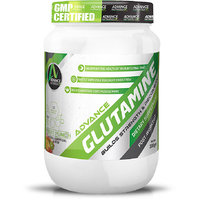 Advance Nutratech Glutamine 300gm 0.66lbs Fruit Punch F