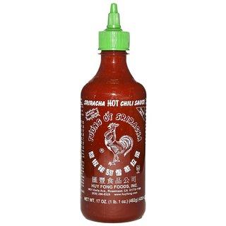 Huy Fong Sriracha Hot Chili Sauce, 255 grams