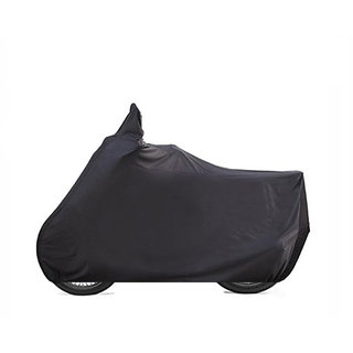 Water Proof Body Cover For TVS Victor- Black