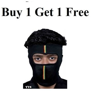 MOCOMO Imported Anti Pollution Bike Face Mask Buy 1 get 1 Free