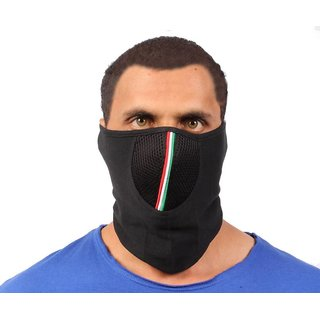 MOCOMO Imported Anti-Pollution Hlaf Face Mask For Men And Women, Free Size
