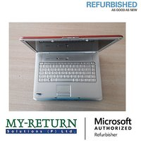 Refurbished DELL INSPIRON 1525RED 160 GB 4 GB CORE 2 DUO DOS 15.4 inch Laptop