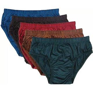 AFIYA fashion set of 5 panties multi color