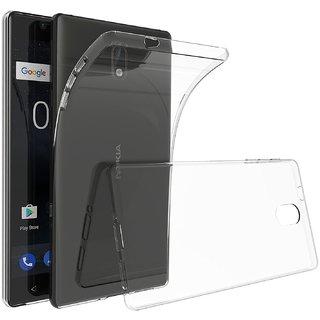 NOKIA 6   High Quality Ultra-thin Transparent Back Cover (2017)