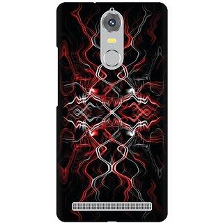 Akogare 3D Back Cover Lenovo Vibe K5 Note