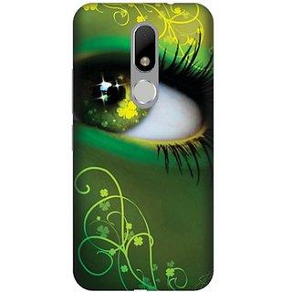 Akogare 3D Back Cover Motorola Moto M