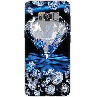 Akogare 3D Back Cover Samsung Galaxy S8