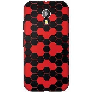 Akogare 3D Back Cover Motorola Moto G2