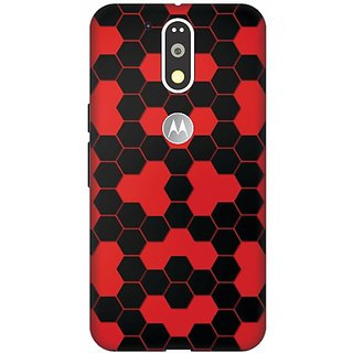 Akogare 3D Back Cover Motorola Moto G4 Plus