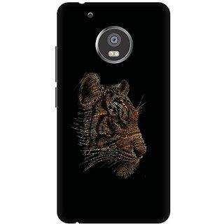 Akogare 3D Back Cover Motorola Moto G5 Plus