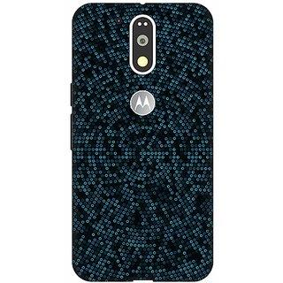 Akogare 3D Back Cover Motorola Moto G4 Plus