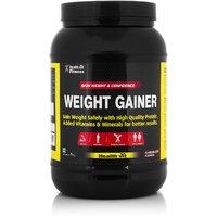Healthvit Weight Gainer, Chocolate Flavour 1.0kg / 2.2
