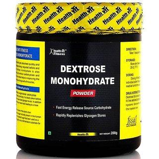 Healthvit Dextrose Monohydrate Powder- 200gm