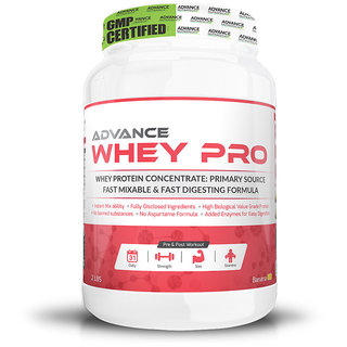 Advance Nutratech Whey Protein Pro 1kg (2.2LBS) Banana Flavour