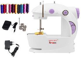 Reglox 4in1 Portable  Compact Electric Mini Sewing Machine