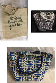 Set of 3 Eco Friendly Bags