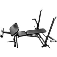 Paramount 7 IN 1 Bench For Muscles Building Workout And