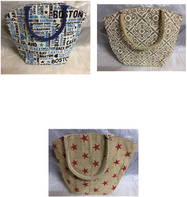 Set of Three Eco Friendly Bags.