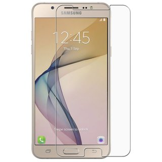 Tempered Glass Screen Protector For Samsung Galaxy A5  (Pace Of 2)