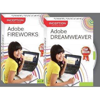 Learn ADOBE DREAMWEAVER+ADOBE FIREWORKS (FULL COURSES)