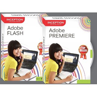 Learn ADOBE FLASH+ADOBE PREMIERE (FULL COURSES)
