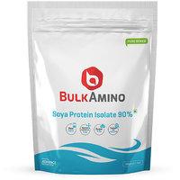 Advance Nutratech Bulkamino Soya Protein Isolate 90 Pow - 130499326