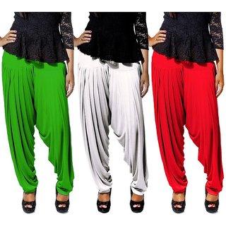 Bembee Multicolor Lycra Salwar