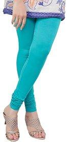 Bembee Turquoise Viscose Legging