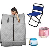 Best Portable Steam Spa For Weight Loss With Hair Care