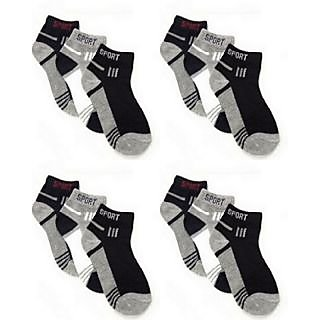 ANGEL HOME  Ankle Socks (Set Of 12)