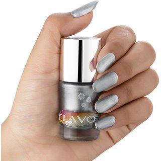 Clavo Long Wear Metallic Nail Polish Storm 11ml
