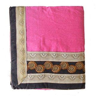 Beautiful Chanderi Cotton Silk Sarees