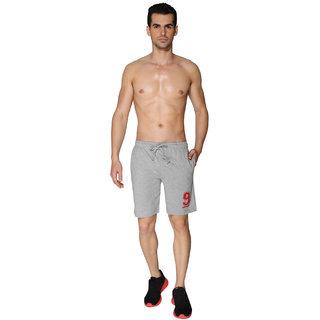 Chromozome Gray Shorts for Men