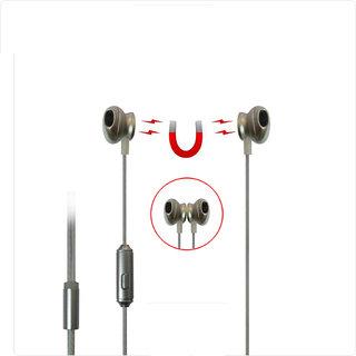 Digimate Premium Earphones - Silver