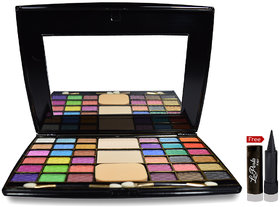 BR Eyeshadow  Powder Compact With Free Laperla Kajal Worth Rs.125/