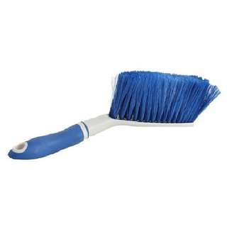 Carpet Brush Microfibre Wet and Dry Brush(Multicolor Pack of 1)