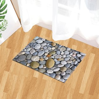 Status Multicolor 3D Printed Nylon Digital Doormat