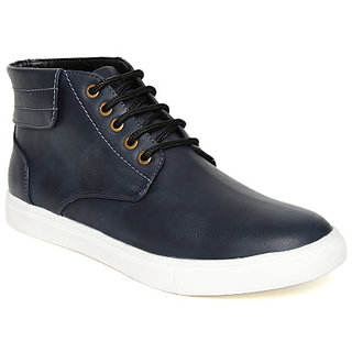 San Frissco Mens Blue Boots