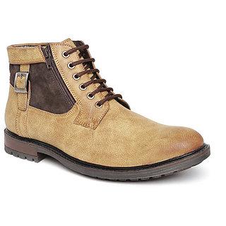 San Frissco Mens Tan Boots